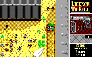 007 Licence to Kill2.png - игры формата nes