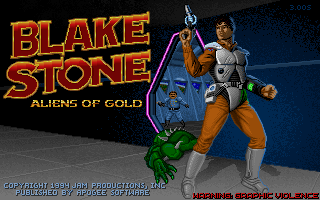 Blake Stone.png - игры формата nes