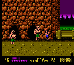 Double dragon4.png - игры формата nes