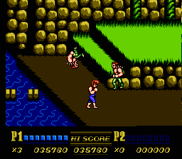 Double dragon II - The revenge9.png - игры формата nes