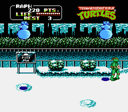 TMNT2 - The arcade game6.png - игры формата nes