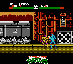 TMNT4 - Tournament fighters2.png - игры формата nes