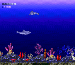 Ecco the Dolphin1.png - игры формата nes