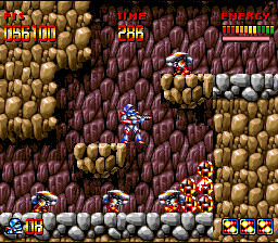 Super Turrican4.png - игры формата nes