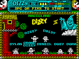 Magicland Dizzy1.png - игры формата nes