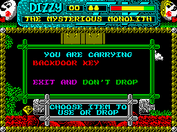 Magicland Dizzy5.png - игры формата nes